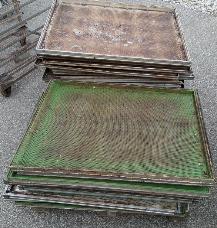 Pekači 60x80 cm