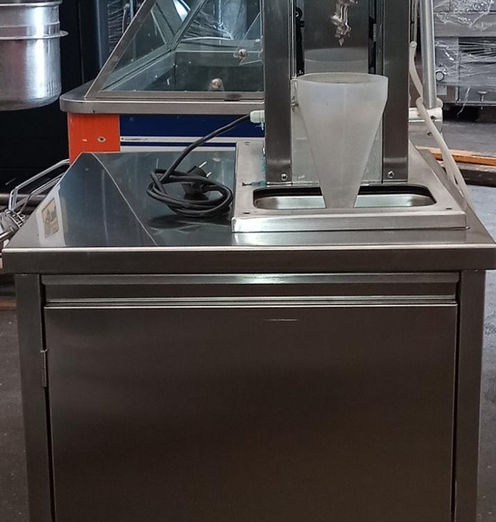 Blender za tekoči sladoled