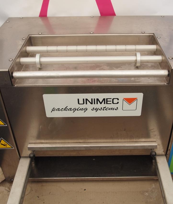 Pakirni stroj UNIMEC